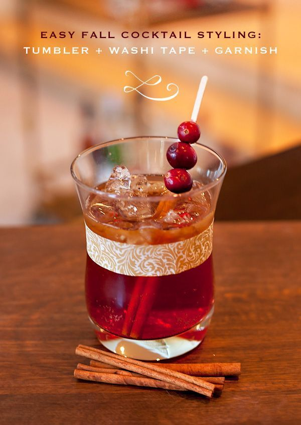 cocktail con cerezas