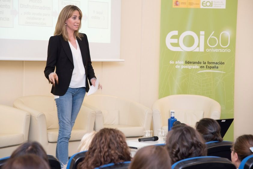 Conferencia Joanna Ferrero Be mum Networking (1)