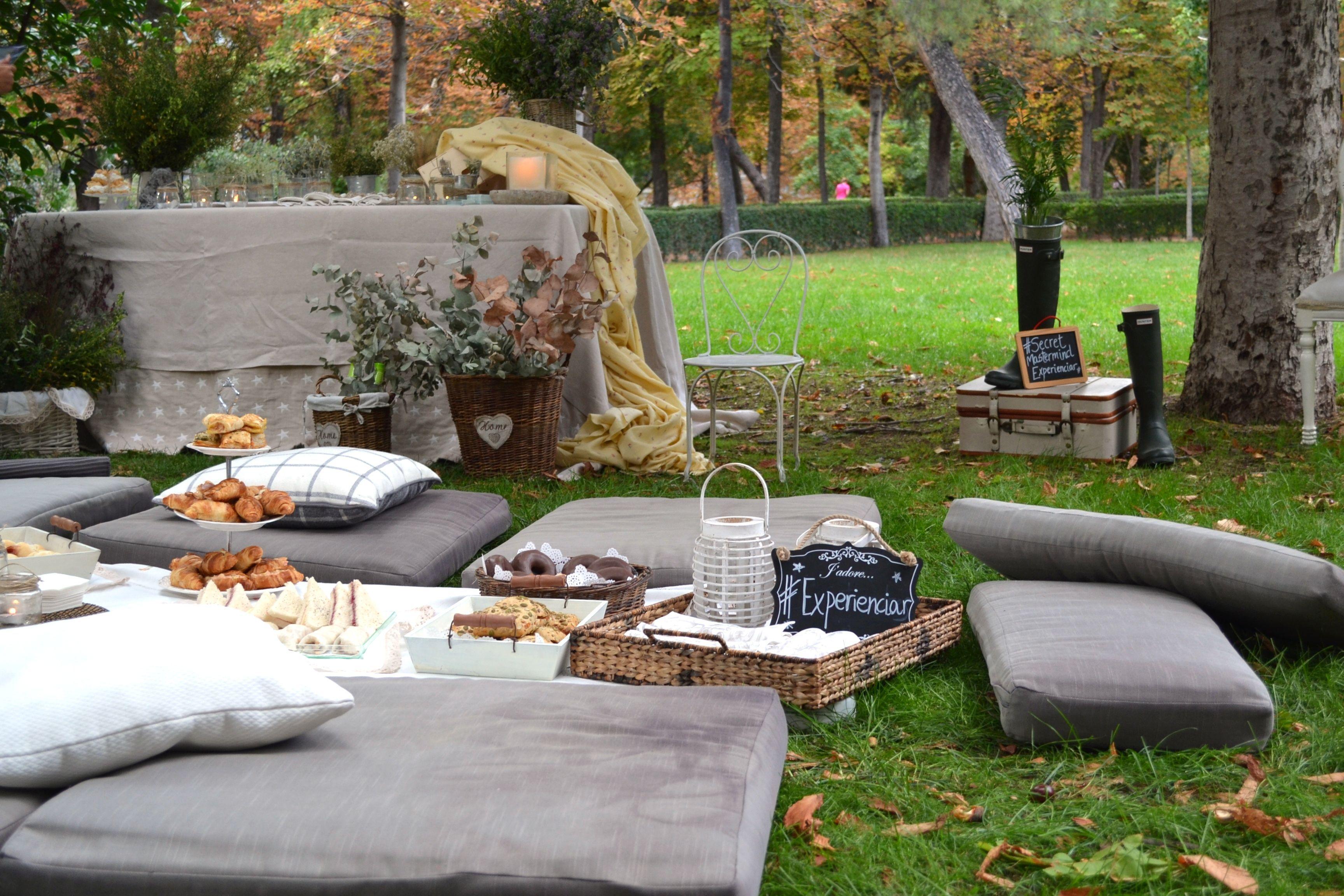 Decoración picnic Retito Secreto Mastermind Experienciar (35)