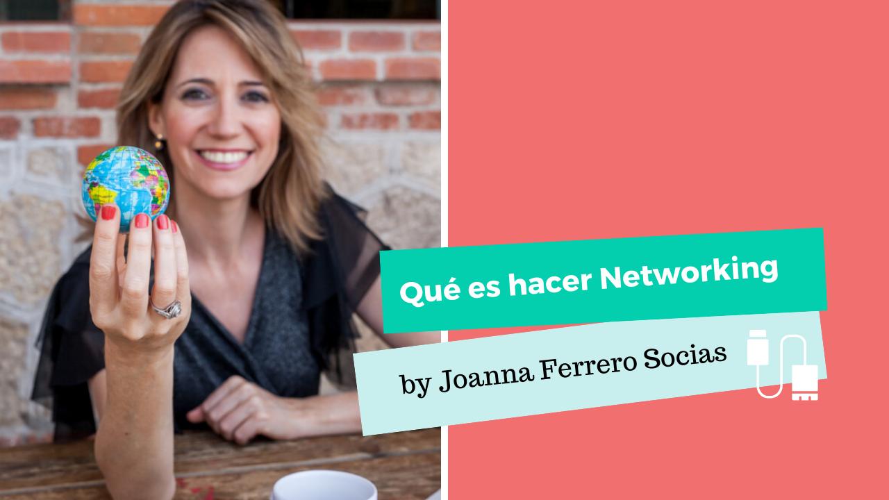 Que es hacer Networking
